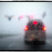 Rain by 뿌리