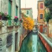 베니스 풍경2 by Hosi