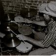 a local musician - drummer