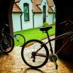 Morning Bikes by hanna