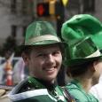 봄의 미소 (St.Patrick's day 행진에서 )
